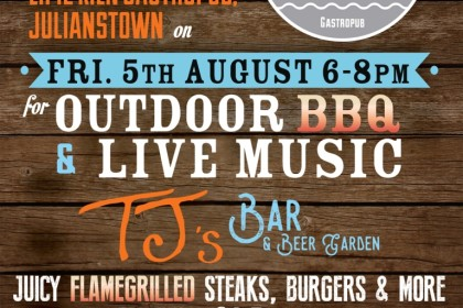 BBQ @ The Lime Kiln 5th August