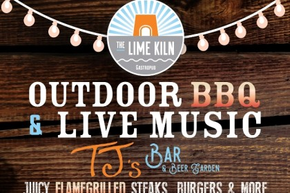 Outdoor BBQ & Live Music @ The Lime Kiln