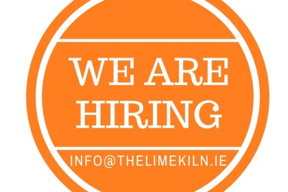 The Lime Kiln are looking for staff
