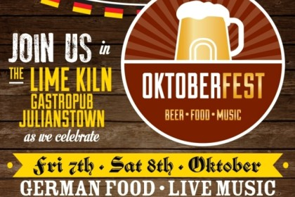 Oktoberfest 2016 @ The Lime Kiln