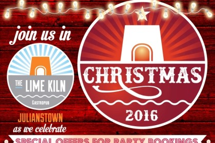 Christmas Parties @ The Lime Kiln