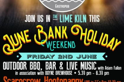 Lime Kiln BBQ 2 June 2017