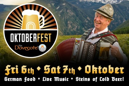 Oktoberfest at The Lime Kiln 6-7 October