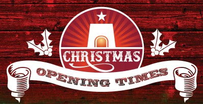 Lime Kiln xmas opening times