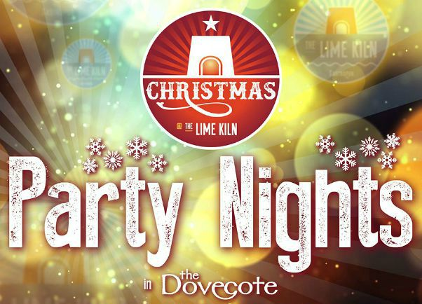 Enjoy one of our special Christmas Party Nights at The Dovecote, Lime Kiln Julianstown, Co Meath