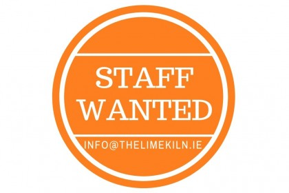 Staff Wanted at Award Winning Lime Kiln Gastropub