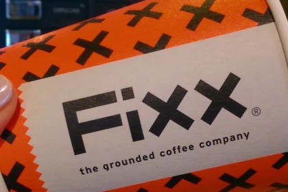 Award Winning FiXX Coffee available from The Pantry