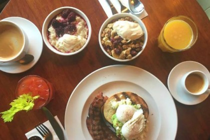 Enjoy a delicious weekend brunch at The Lime Kiln Gastropub