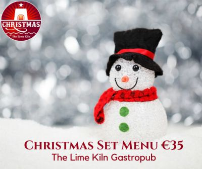 This Christmas enjoy our delicious set menu at The Lime Kiln Gastropub