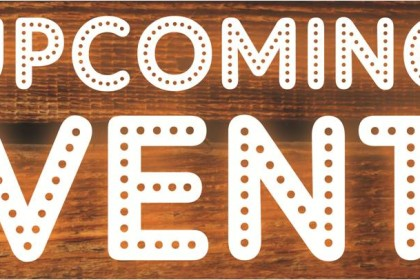 Upcoming Events @ The Lime Kiln
