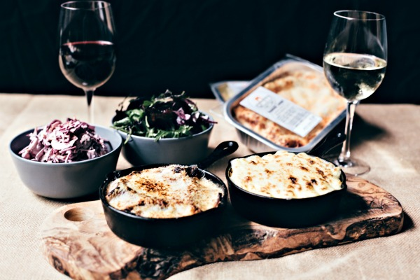 Take-home meals for 2 from The Pantry