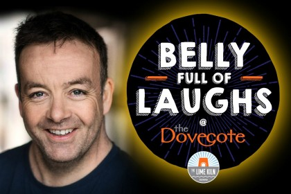 Lime Kiln Julianstown Belly Full of Laughs with John Colleary