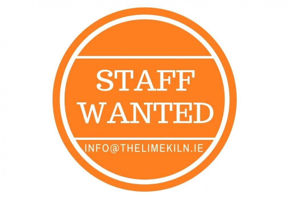 Staff Wanted at Award Winning Lime Kiln Gastropub