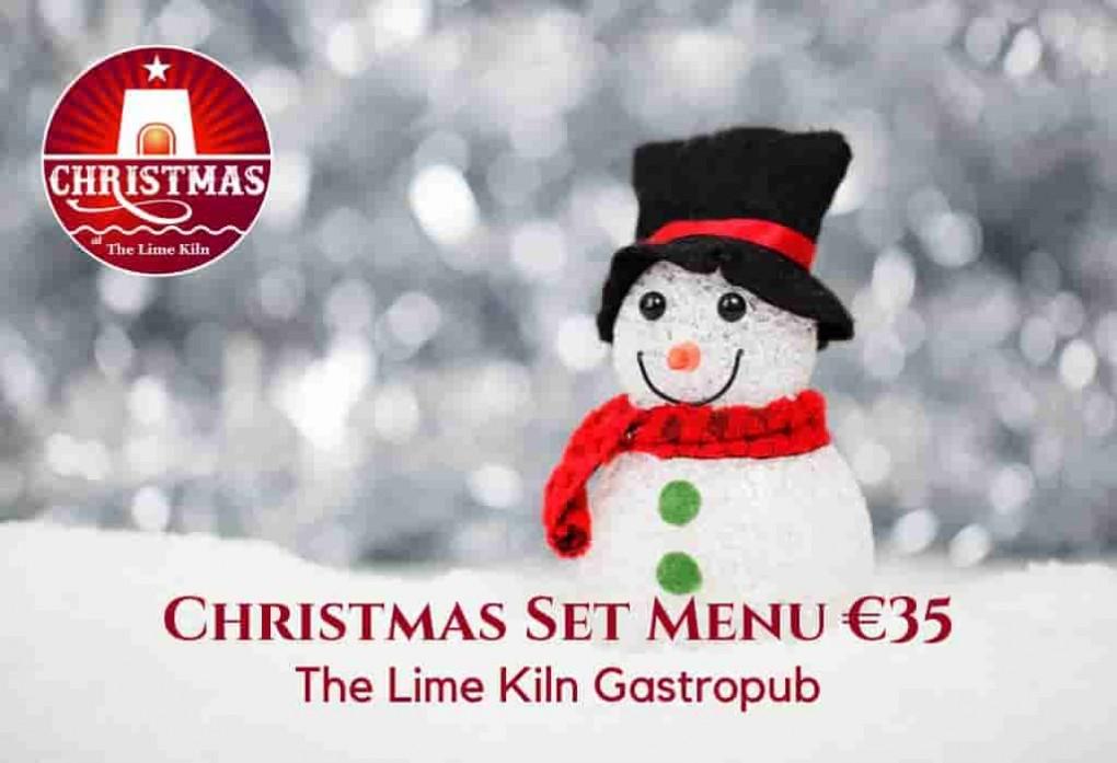 This Christmas enjoy our delicious set menu at The Lime Kiln Gastropub