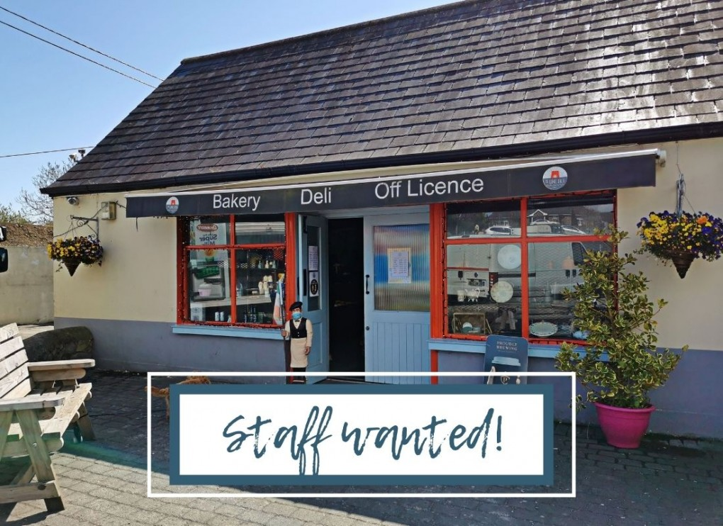 Retail staff required for The Pantry shop