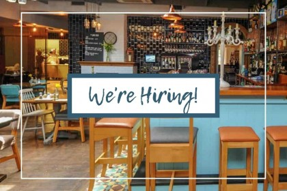 Staff wanted at The Lime Kiln Gastropub