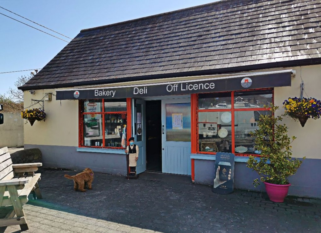 The Pantry shop at Lime Kiln Julianstown Co Meath for homemade breads, takeaway lunch and dinners